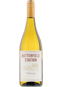Butterfield Station Chardonnay 2013 750ml - Case of 12